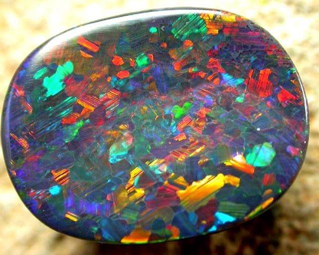 Black opal australia