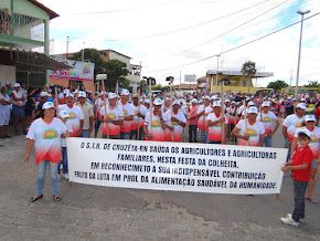 FESTA DA COLHEITA 2015 EM CRUZETA