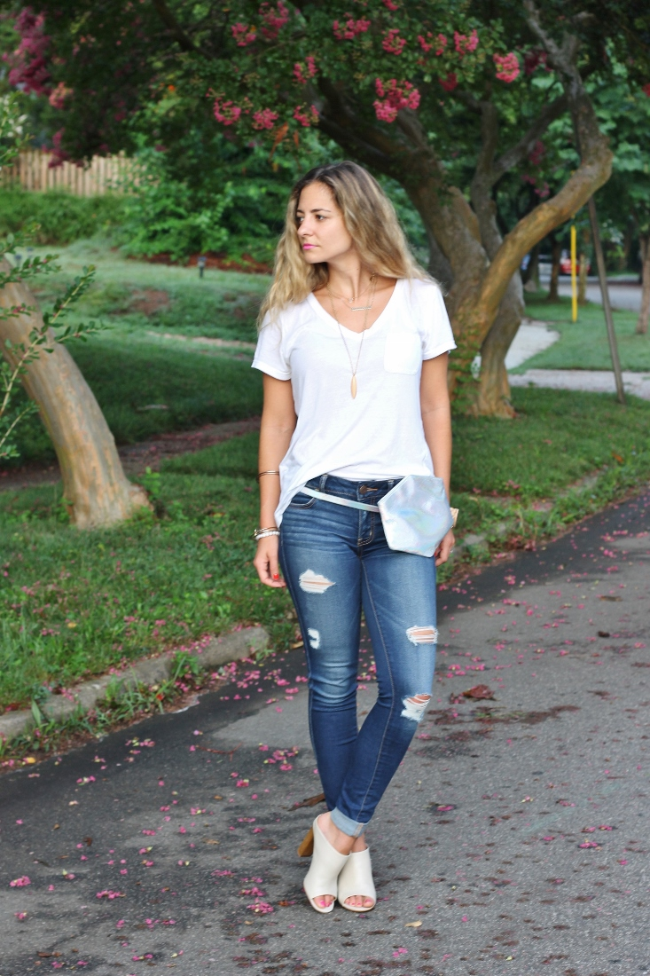 Dressed up Jeans and shirt outfit ideas