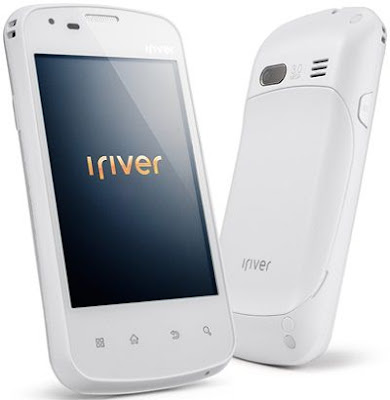 Iriver ULALA I-K1: Specs & Features of affordale Android 2.3.5 Smartphone