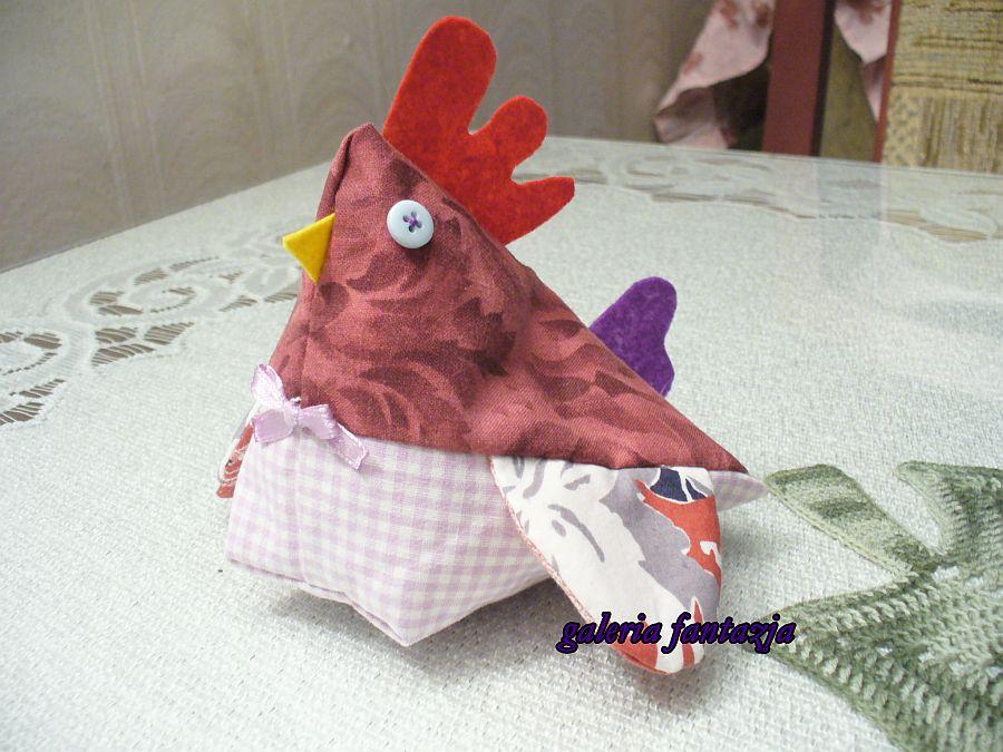 kurka/ a hen
