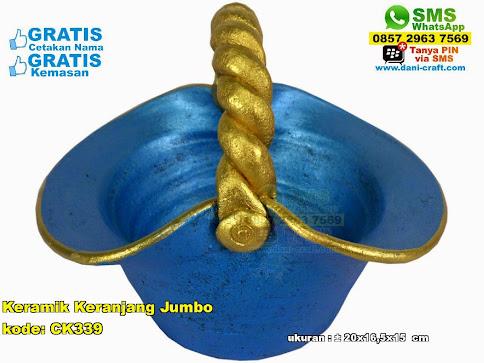 Keramik Keranjang Jumbo