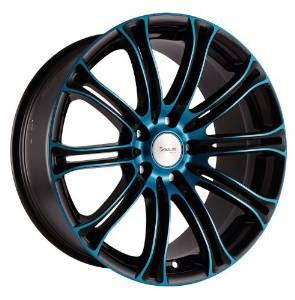 BMW M1 Felge Blau Poliert