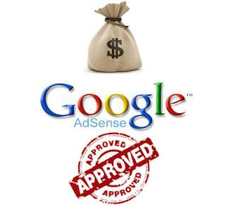 cara daftar google adsense full approve