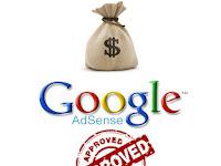 Cara Daftar Google Adsense Terbaru Mudah Diterima