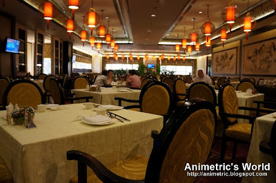 Passion Restaurant in Maxims Hotel, Resorts World Manila