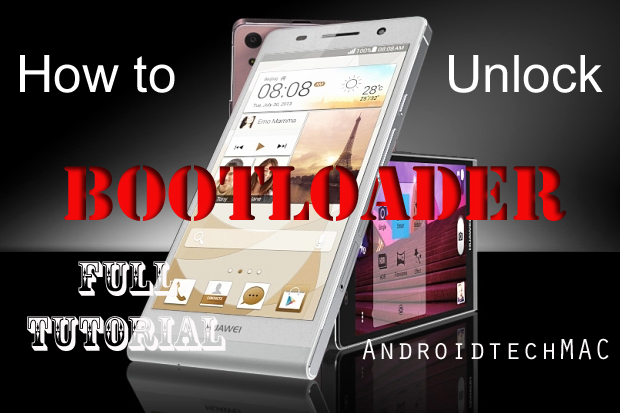 How to Unlock Any Huawei Ascend Bootloader - AndroidTechMAC