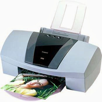 download Canon S750 Inkjet printer's driver