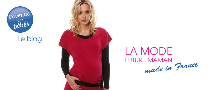 Avenue des bbs - le blog Mode future maman