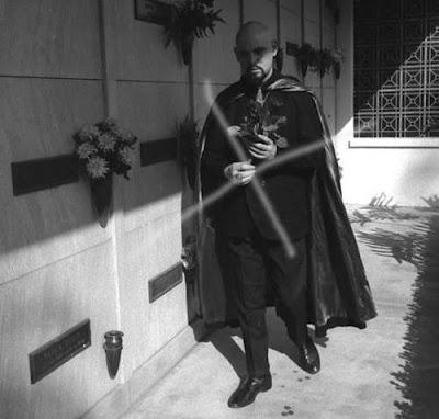 Anton LaVey Monroe mk satanico