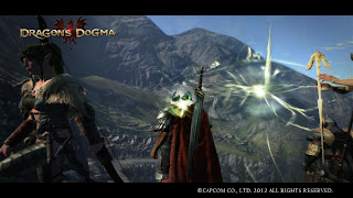 Dragon's Dogma Great Scenery