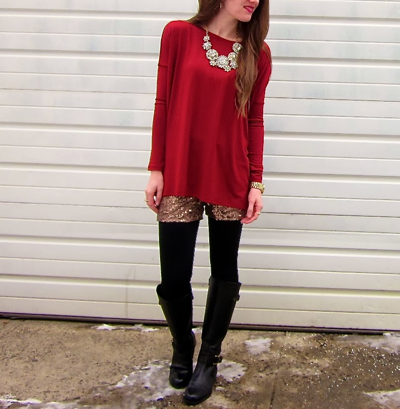 Sequins + Sparkle + Piko… OH MY