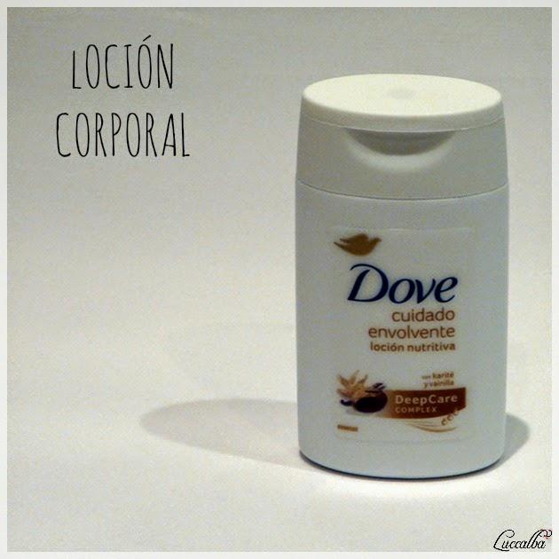 Cuidado envolvente de Dove