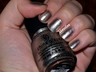 China Glaze Autumn Nights - Gossip Over Gimlets
