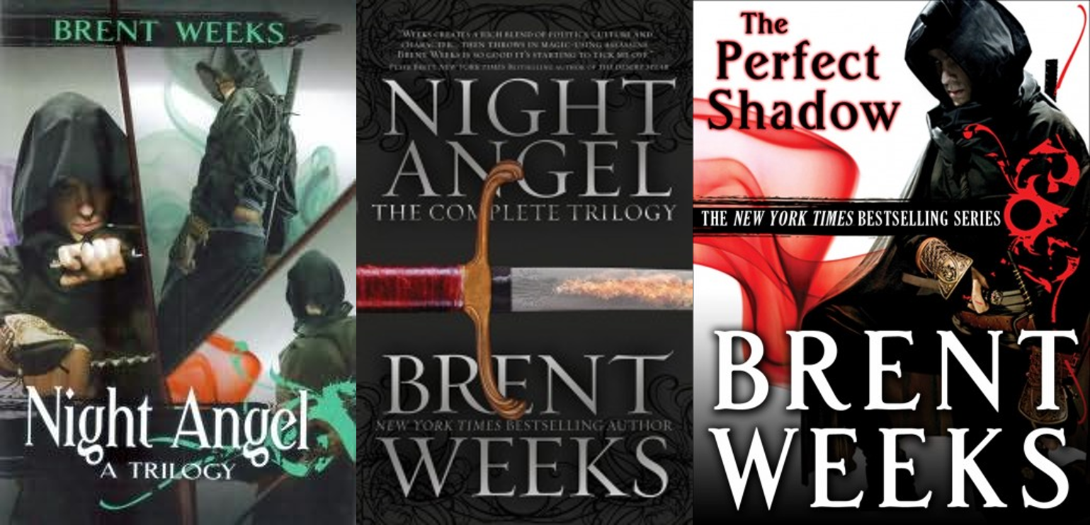 Night Angel Trilogy by Brent Weeks