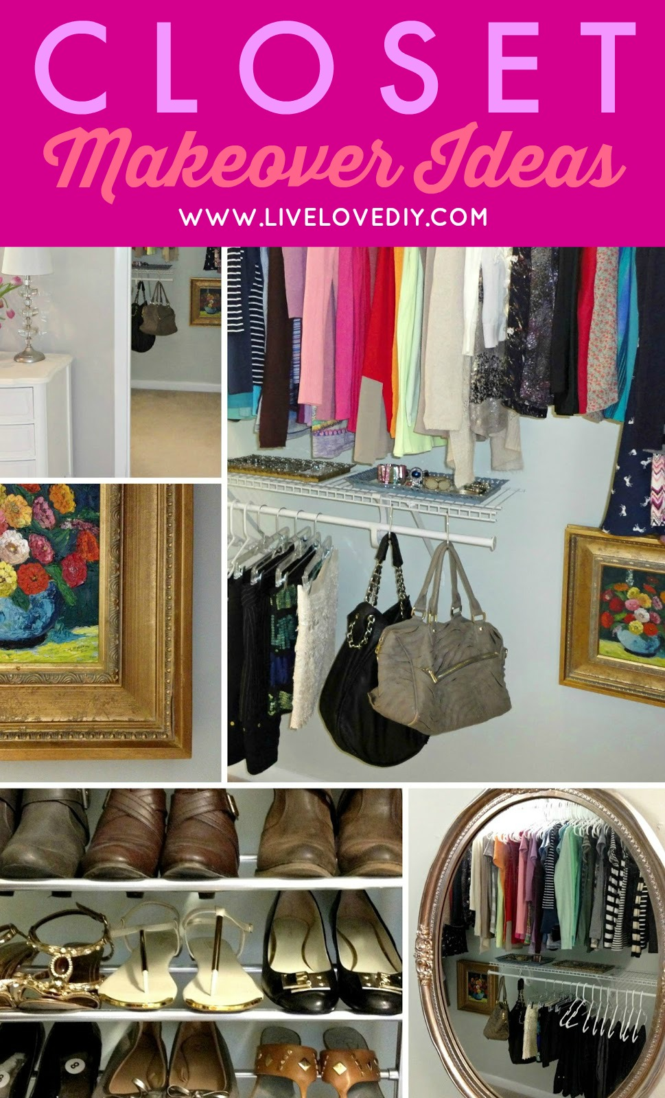 The $50 Closet Makeover