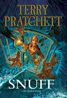 terry pratchett snuff
