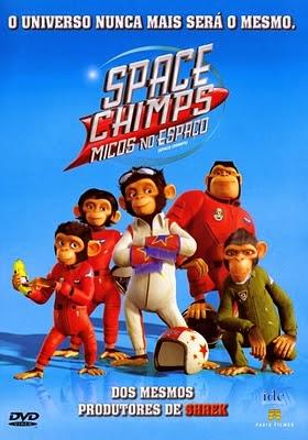 Space Chimps Micos no Espaço