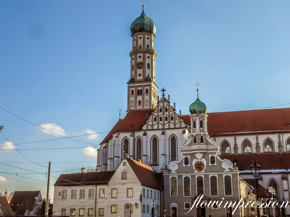 Sightseeing Augsburg