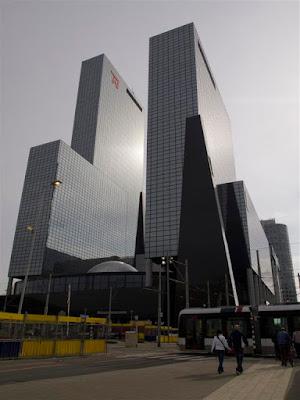 Delftse Poort en Rotterdam