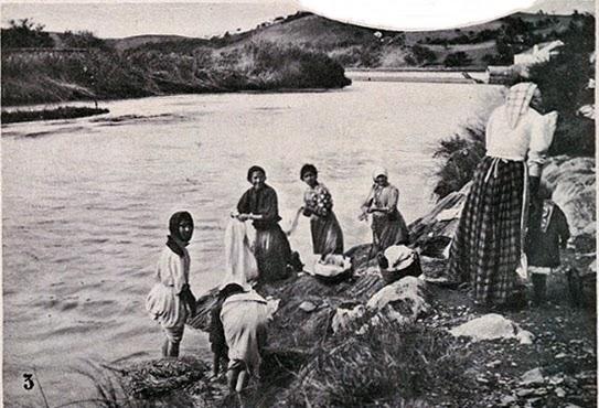 Lavadeiras do Rio Mira (Odemira)