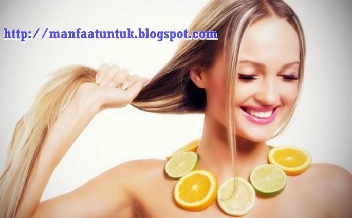 segala khasiat dan manfaat vitamin c bagi kecantikan