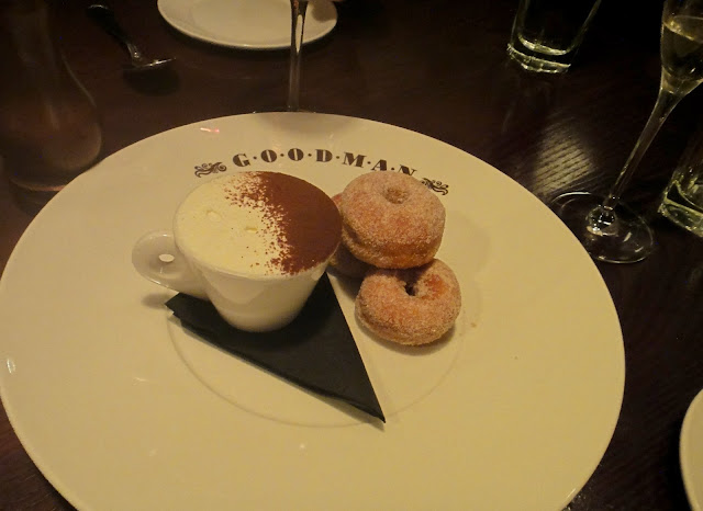 Steakhouse London Goodman - Dessert