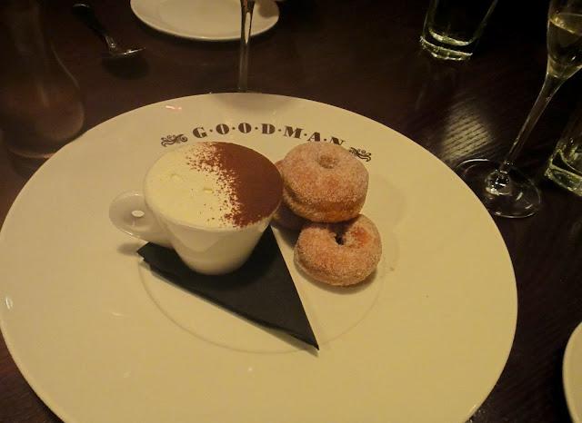 Steakhouse London Goodman - Dessert