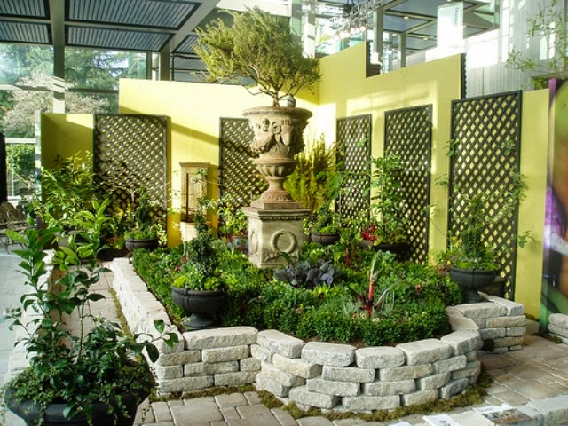 Home Garden Ideas Photo