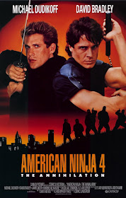 Baixar Filmes Download   American Ninja 4 (+ Legenda) Grátis