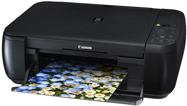 Cara Reset Canon MP287 error E08