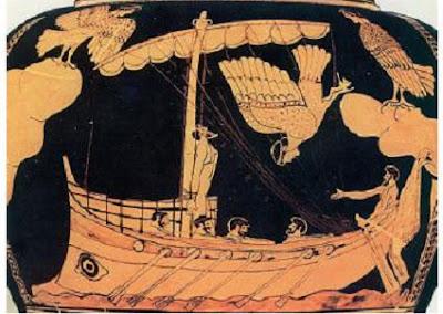 Στον Άδη, στις Σειρήνες, στη Σκύλλα και στη Χάρυβδη - Ενότητα 6 - οι περιπέτειες του Οδυσσέα