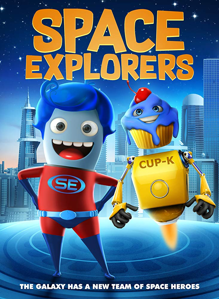 Watch Space Explorers Online Free in HD