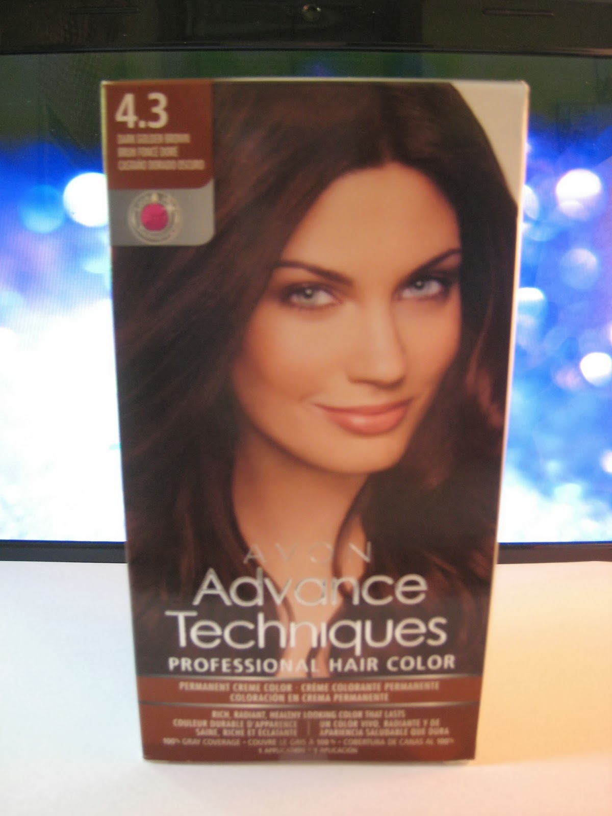 Avon Advance Techniques Professional Hair Color Review