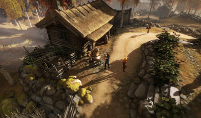 Brother A Tale fo Two Sons-FLT Terbaru 2015 screenshot 3