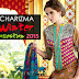 Charizma Winter Collection 2015-16 Vol-3 | Embroidered Silk Linen Dresses With Pashmina Shawls