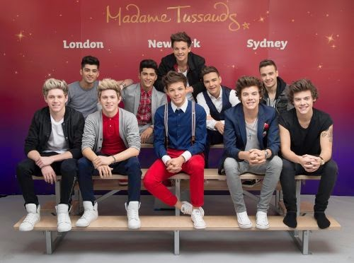 tile_madametussauds-hollywood KIDS GO FREE to New One Direction Attraction #1DMT Madame Tussauds Hollywood