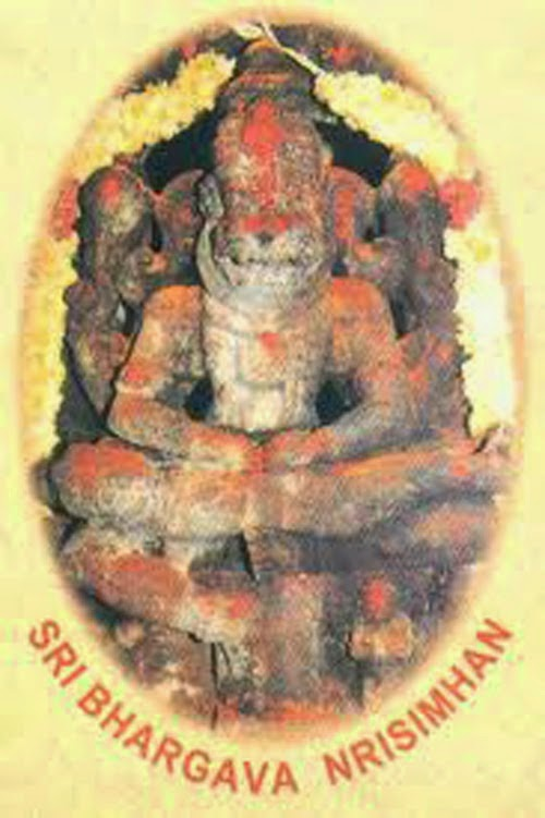 Bhargava Narasimha Temple Ahobilam Andhra Pradesh