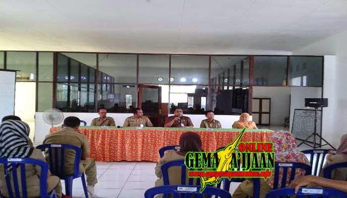 Data Arsip Kecamatan Dibenahi