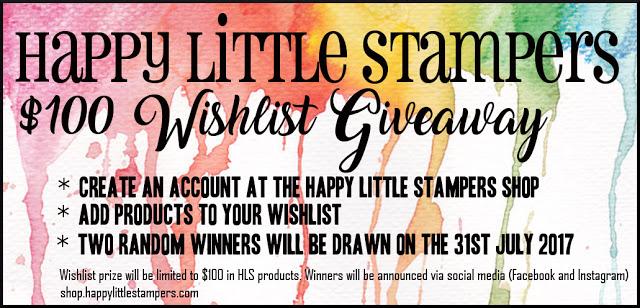 HLS 100$ Wishlist Giveaway до 31/07