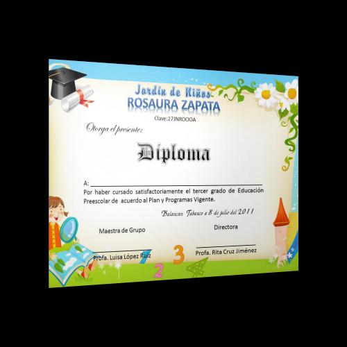Diplomas | EduCarlosAntonio