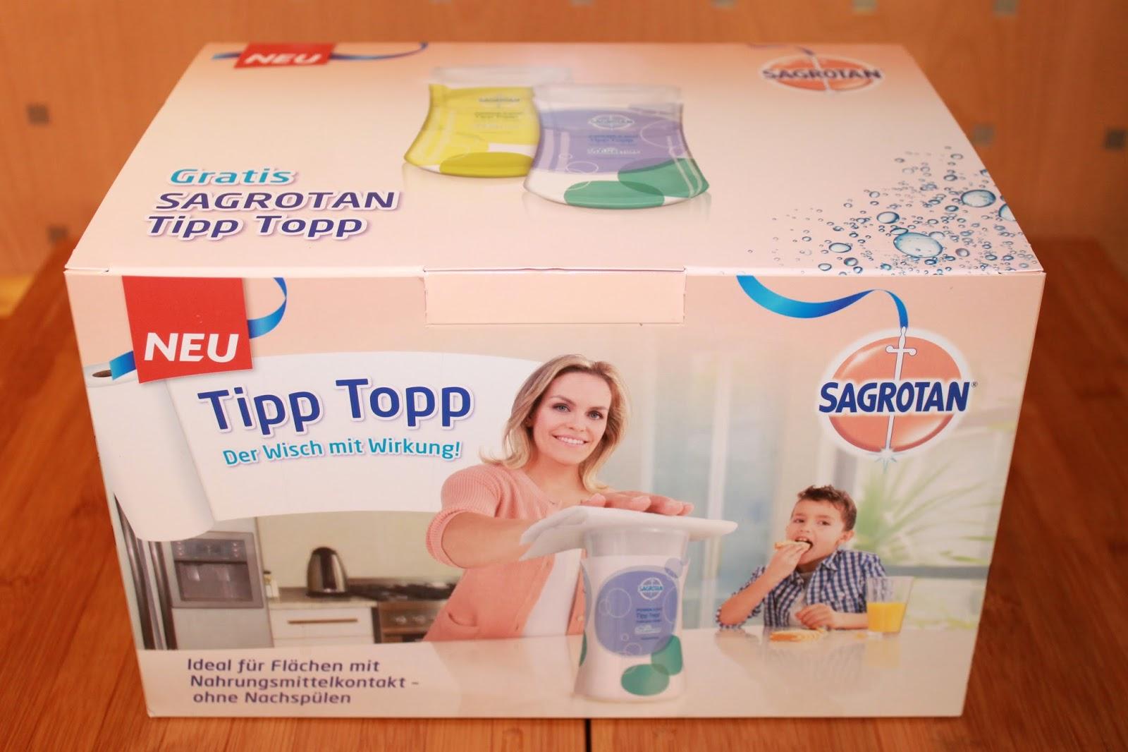 Küchenrolle Dm ~ mimmi u00b4s teststrecke sagrotan u00ae tipp topp die revolution in der täglichen reinigung!