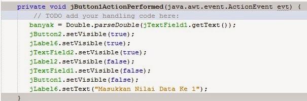 inputkecil - Membuat Kegiatan Mean Dengan Java Dan Mysql