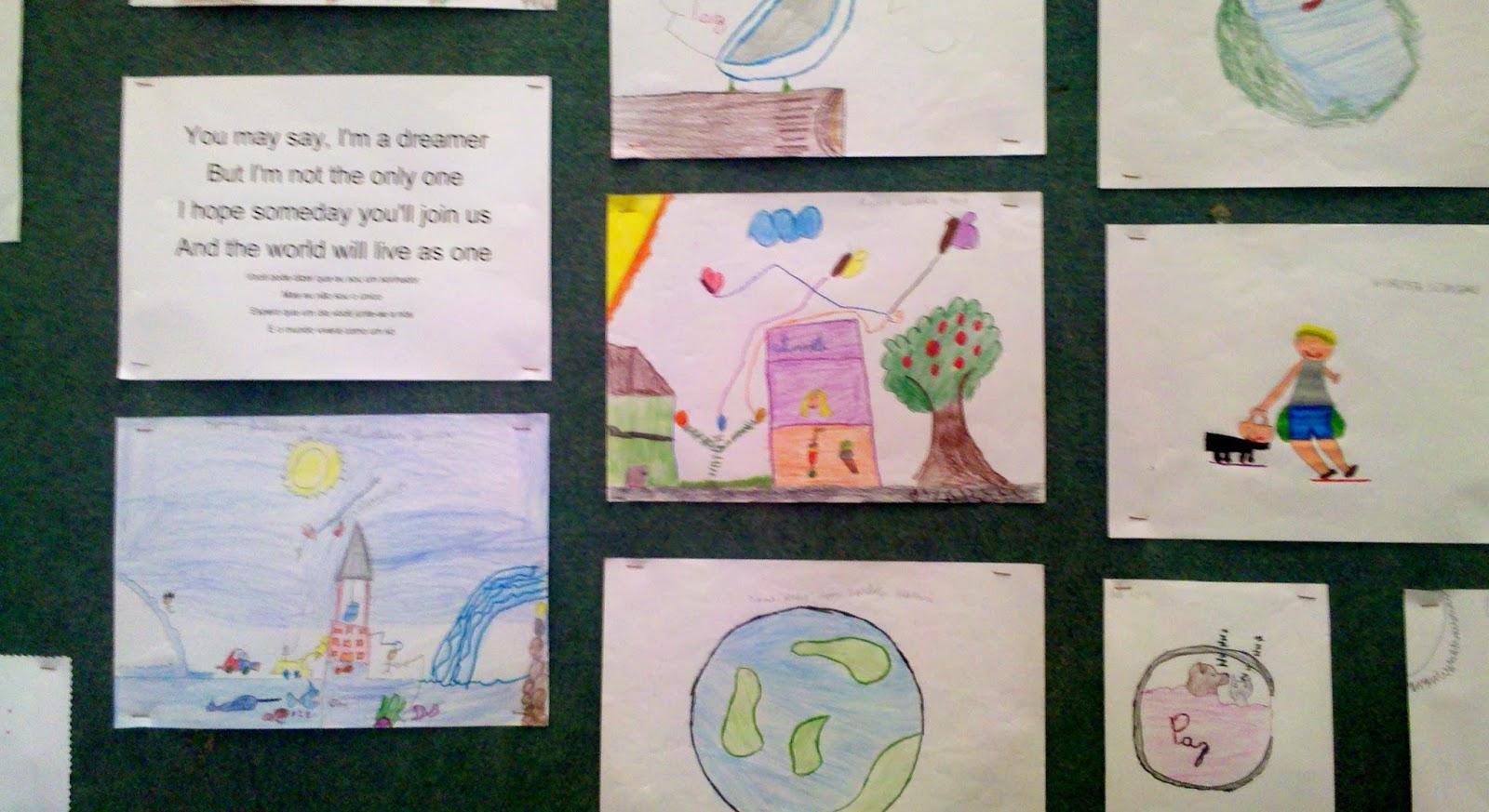 teacher imagine musica mural infantil