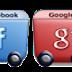 اضافة قطار متحرك بمواقع التواصل الأجتماعي الى بلوجر