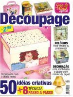 Decoupage 50 dicas Criativas
