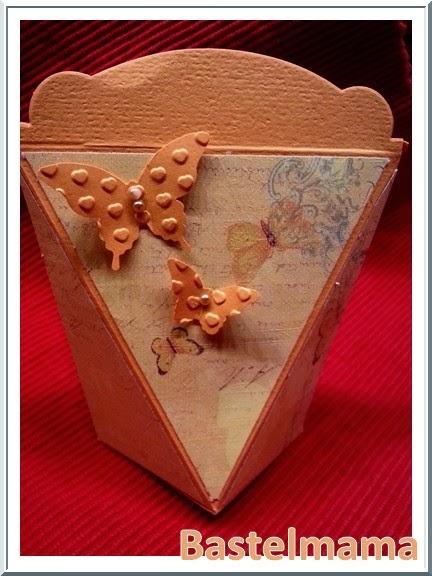Box, Verpackung, Schmetterlinge