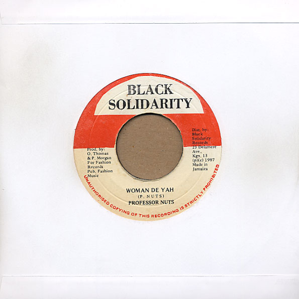 Barrington Levy , Errol Brown - Youth Man / Sit And Cry