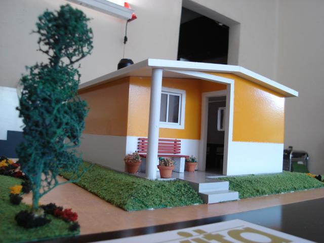 Am maquetas arquitect nicas - Trabajo en casas rurales ...
