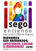 Manifestación Del Orgullo Lgtbh Segoviano